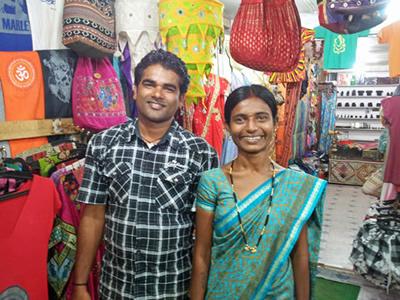 shopkeepers i Kerala